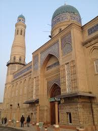 Andijon Juma Mosque & Madrassah 2