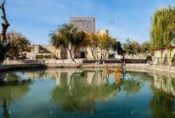 Bukhara Piazza-Lyabi Hauz 21