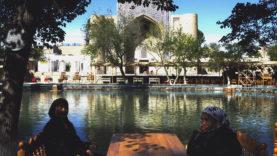 Bukhara Piazza-Lyabi Hauz03
