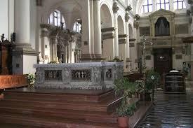 Chioggia Duomo interno