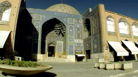 D38-Isfahan Moschea Donne