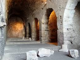 Ferentino mercato romano