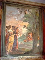 Fratta todina Palazzo Altieri quadro