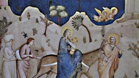 Giotto Fuga in Egitto