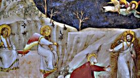 Giotto Noli me tangere