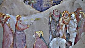 Giotto Resurrezione Lazzaro