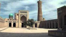 Khiva Moschea Juma