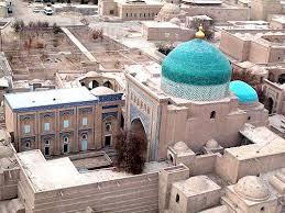 Khiva- Pahalavon Mamud