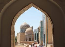 Kokand Mausoleo di Modari Khan 2