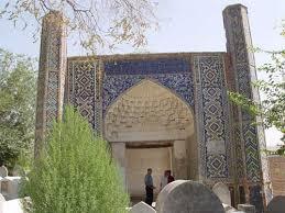 Kokand Mausoleo di Modari Khan 3