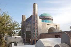Kokand Mausoleo di Modari Khan
