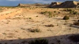 Lago d'Aral (com'è oggi)