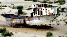 Lago d'Aral oggi