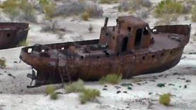 Lago d'Aral (oggi)