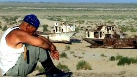 Lago d'Aral (pescatore)