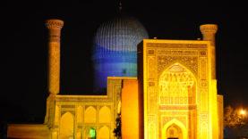 Mausoleo Guri Amir2