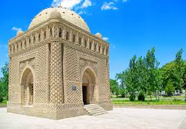 Mausoleo Ismail Samani 3