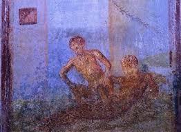 Pompei Casa Centenario erotica
