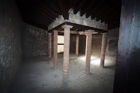 Pompei Casa Menandro Terme
