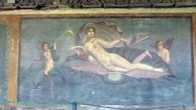 Pompei Casa Venere in Conchiglia (1)