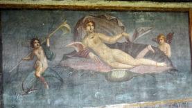 Pompei Casa Venere in Conchiglia (6)