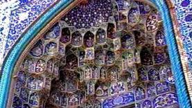 S07-Shiraz Moschea Specchi