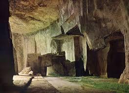 Siracusa Grotta Cordari