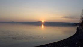 bolsena tramonto