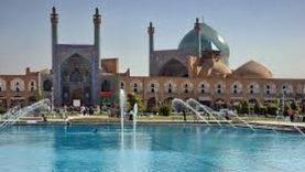 IRAN: Isfahan (Moschea dell'Imam)