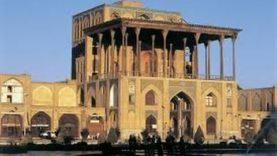 IRAN: Isfahan (Palazzo Kash-é-Al Qapu)