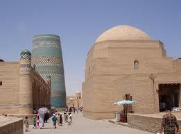 khiva moschea juma3