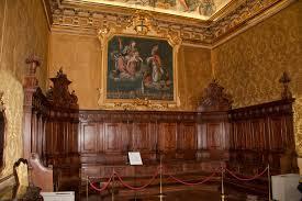 modena palazzo comunale sala consiglio vecchio