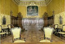 modena sala del consiglio vecchio