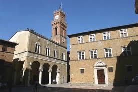 pienza palazzo vescovile