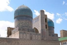 samarcanda moschea di bibi khanum