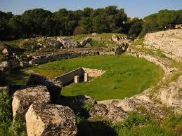 siracusa anfiteatro romano