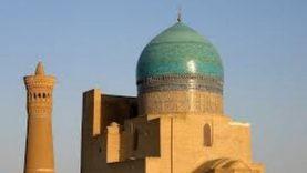 UZBEKISTAN: Bukhara (Mausolei)