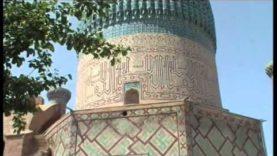 UZBEKISTAN: Samarcanda: (Mausoleo Guri Amir)
