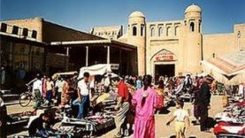 UZBEKSITAN: Bukhara (bazar)