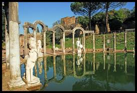 Villa adriana canopo