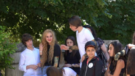 Foto varie backstage Krizia (7)