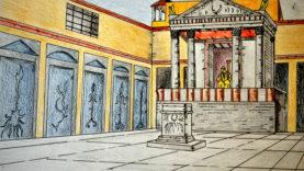 W32-Tempio del Genio Augusto