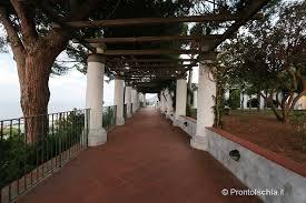 Lacco Ameno Villa Arbusto
